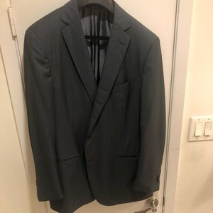 Ermenegildo Zegna black sports coat
